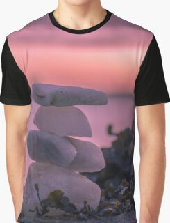 Zen Sunrise Graphic T-Shirt