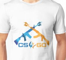 CSGO CT vs T  Unisex T-Shirt