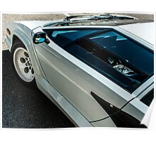 The Countach Angle  Poster