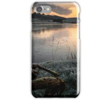 Early morning at Knapps Loch iPhone Case/Skin