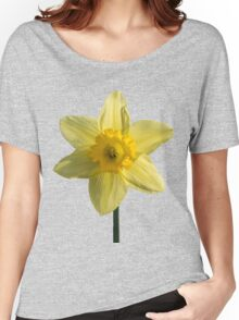 The Daffodil Women's Relaxed Fit T-Shirt