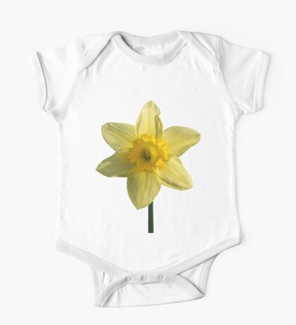 The Daffodil One Piece - Short Sleeve