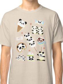 Panda Snacks Classic T-Shirt