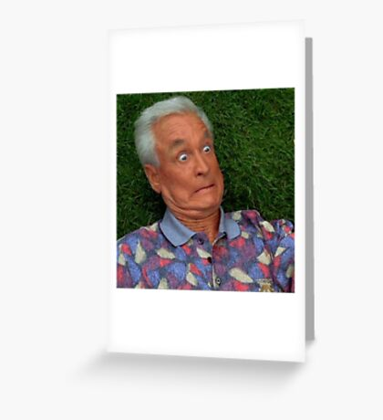 Happy Gilmore Greeting Card
