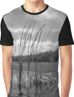 On 9-Mile Pond Graphic T-Shirt