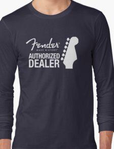 FENDER DEALER Long Sleeve T-Shirt