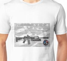CONSTITUTIONAL RIGHT to BEAR ARMS Unisex T-Shirt