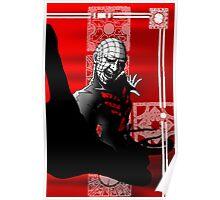 Hellraiser (Pinhead) Poster