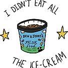 Ice-Cream Triumphs  by CartoonGirl
