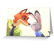 Nose Boops Greeting Card