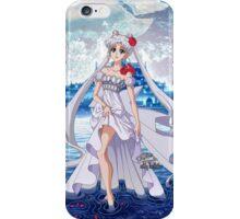 Sailor Moon Crystal - Princess Serenity Silver iPhone Case/Skin