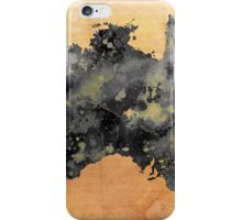 AUSTRALIA GRUNGE iPhone Case/Skin