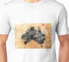 AUSTRALIA GRUNGE Unisex T-Shirt