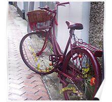 Irish Bicycle Poster