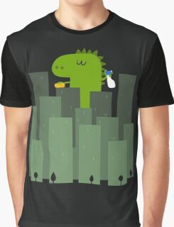 Hunters And Prey in the city Graphic T-Shirt