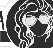 Elyza Lex Professional Badass Sticker