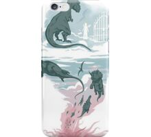 Cycle Of life for dinosaur iPhone Case/Skin