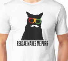 Reggae Cat. Unisex T-Shirt