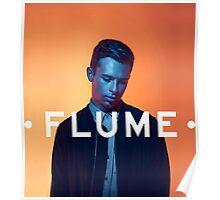 Flume Portrait Poster