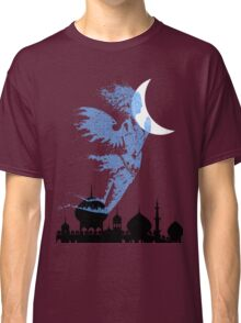 Arabian Nights Desert Wind Djinn Classic T-Shirt