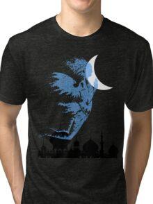 Arabian Nights Desert Wind Djinn Tri-blend T-Shirt