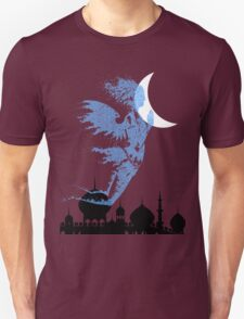 Arabian Nights Desert Wind Djinn Unisex T-Shirt