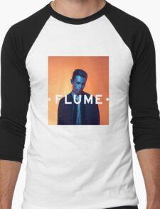 Flume Portrait Men's Baseball ¾ T-Shirt