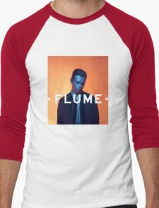 Flume Portrait Men's Baseball ¾ T-Shirt