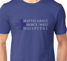 Seattle Grace Mercy West Hospital Logo – Grey's Anatomy, McDreamy Unisex T-Shirt