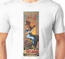 THE PARIS SHADOW THEATER 1895 Unisex T-Shirt