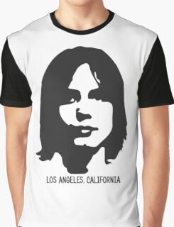 Jackson Browne- Los Angeles Graphic T-Shirt