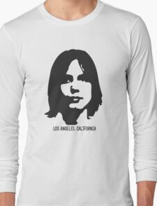 Jackson Browne- Los Angeles Long Sleeve T-Shirt