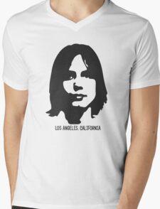 Jackson Browne- Los Angeles Mens V-Neck T-Shirt