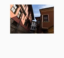Oriel Windows Galore - Revival Houses in Old Town Plovdiv, Bulgaria Unisex T-Shirt