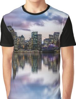 Clouds over Circular Quay Graphic T-Shirt