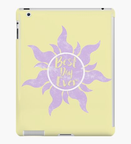 Best Day Ever iPad Case/Skin