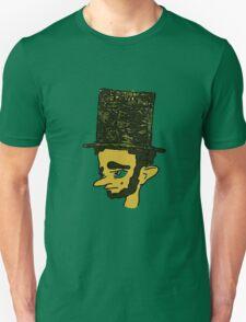 Lincoln pouts Unisex T-Shirt