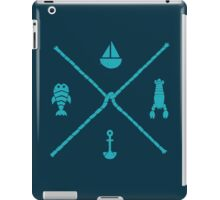 Sub-Aquatic Compass iPad Case/Skin