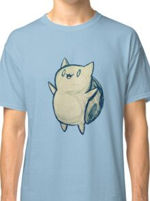 Catbug Sketch Classic T-Shirt