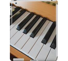 Hands On - Piano Keys iPad Case/Skin