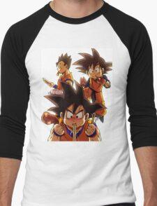 Goku Men's Baseball ¾ T-Shirt