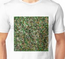 Army Camouflage Splat Painting Unisex T-Shirt