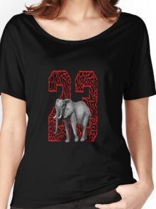 Elephant Skin 23 Women's Relaxed Fit T-Shirt