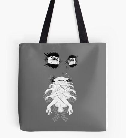 Mystical Words Nature Tote Bag