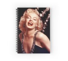Marilyn Monroe Journal Spiral Notebook