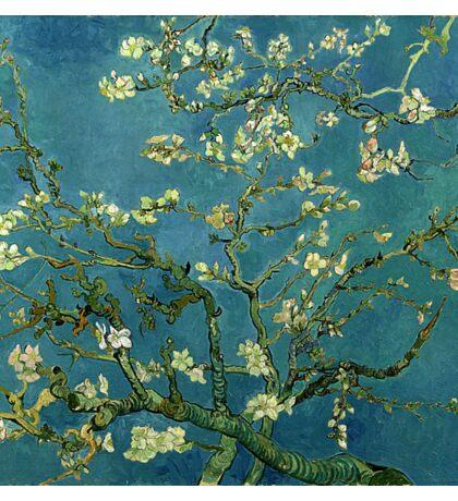 Van Gogh Almond Blossoms Sticker