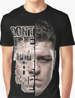 Don't be scared homie Graphic T-Shirt