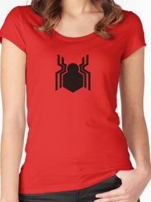 Spidey 2016  Women's Fitted Scoop T-Shirt