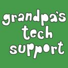 Grandpa's Tech Support by Anny Arden