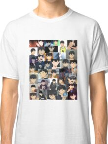 Kageyama Tobio Collage Classic T-Shirt